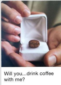 """will you drink coffee with me?!"" ღ(: to my coffee friends!!!!"