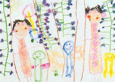 4歳の女の子による絵ですとっても楽しかったんでしょうねその時の楽しそうな雰囲気がいきいきと伝わってきますぶどうも人ものびやかに生き生きと描かれています  #kidsart #kidsartwork #art #kidsdrawing #mykids #kidscraft #creativekids #creativeplay #childrensart #toddlerart #pretendplay #learningthroughplay #kidsactivities #childrensdesign #子供の絵 #こどもの絵 #子供の落書き #キッズアート #こどもアート #子どもの絵 #息子の絵 #娘の絵 #子供の作品 #娘の作品 #picasokko #子供の絵を残す #アート #子供の絵には成長がつまってる #子供の絵に上手いや下手は無い