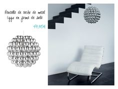 Lámpara diseño : via MIBLOG
