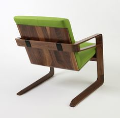 Airline 009 Chair by Cory Grosser for Walt Disney Signature, based on an original design for a work chair at Disney Studios.