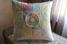 Creativity Stirs The Soul: Ann Butler Designs January Blog Hop - a Stamped Pillow from Scratch