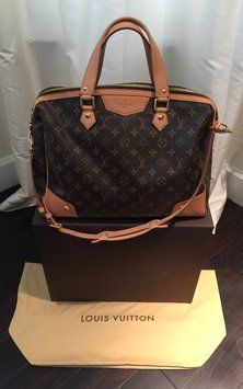 Louis Vuitton Retiro Pm Brown Satchel. Save 43% on the Louis Vuitton Retiro Pm Brown Satchel! This satchel is a top 10 member favorite on Tradesy. See how much you can save