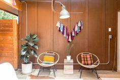 Inspiração de família, cores e criatividade: Uma casa incrível de linda!