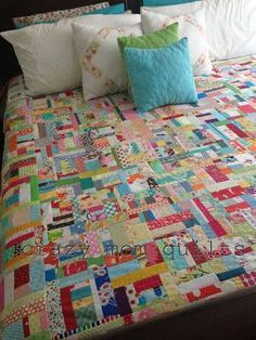 crazy mom quilts: ca