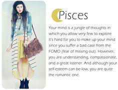 Pisces: About Pisces.