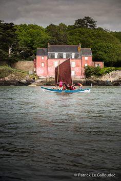 Le golfe du Morbihan (56) France
