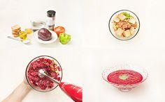 Gazpacho de remolacha | Demos la vuelta al día