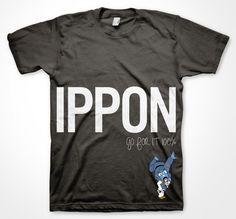 Judo tshirt from Koka Kids. Will it make you score more ippons?