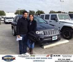 https://flic.kr/p/TP7xDH   #HappyBirthday to Farah  from Hamed Awadi at Huffines Chrysler Jeep Dodge Ram Lewisville!   deliverymaxx.com/DealerReviews.aspx?DealerCode=XMLJ
