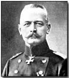 German Army Chief of Staff Erich von Falkenhayn - First battle of Ypres - Pte Wilson