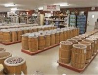 In addition to their large selection of brand items like Pandora and Vera Bradley, American Candle a huge selection of candies and chocolates! Pocono Mountains