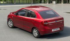 Ford Figo Aspire Backside