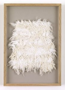 Sheila Hicks, Mozambique, 2006. (Linen, Synthetic Fibers)