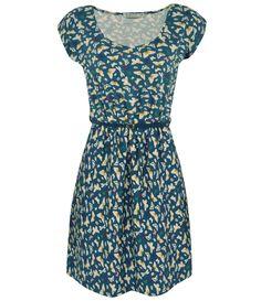Vestido Borboletas + Cinto - Renner BlueSteel - R$69.90