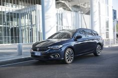 2016 Fiat Tipo Station Wagon to the EMEA region, where it carries a starting price of €14,900.