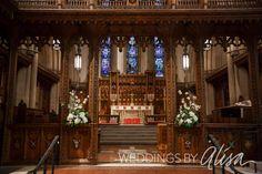 Weddings at Calvary Episcopal in Shadyside, Pittsburgh Wedding Photographers