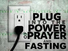 How Prayer and Fasting Can Really Make A Difference