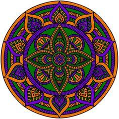 Anti Stress, Mural Painting, Gel Pens, Zentangles, Sacred Geometry, Dark Colors, Adult Coloring, Spiral, Artworks