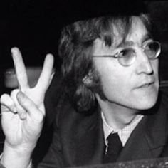the great John Lennon.