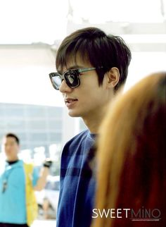 Lee Min Ho, Incheon, 20140704