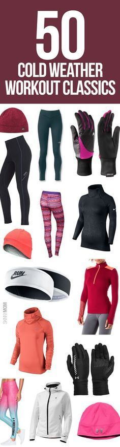 50 cold weather workout basics!