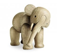 Elefant, eik - Kay Bojesen | Norway Designs