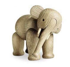 Elefant, eik - Kay Bojesen | Norway Designs