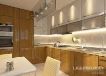 Projekty domów LK Projekt LK&119    wnętrze 2