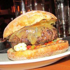 The Kingside Burger at Kingside
