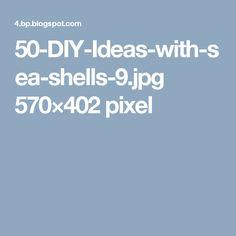 50-DIY-Ideas-with-sea-shells-9.jpg 570×402 pixel