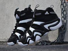 e6993b504 adidas Crazy 8 - Black - White - SneakerNews.com