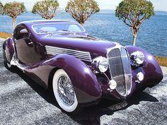 1937 Delahaye 135MS #ClassicCars #VintageCars #VCI