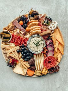MENU — Miami Grazing Company Charcuterie Meats, Charcuterie Recipes, Charcuterie And Cheese Board, No Cook Appetizers, Appetizer Recipes, Graze Box, Artisan Cheese, Grazing Tables, Snack Box