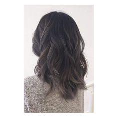 "203 Likes, 11 Comments - sue (@colourmesue) on Instagram: ""Dark smokey grey @salonbnl #colourmesue #olaplex #salonbnl"""