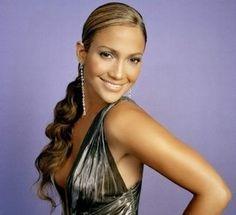 Jennifer Lopez | La última moda en peinados de 15 años apuesta por los recogidos que ...
