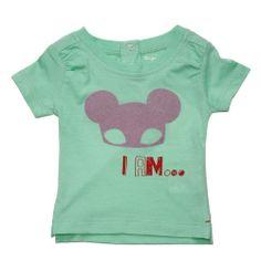 Imps & Elfs baby shirt I am koop online bij MiniRepublic.nl