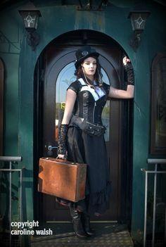 SteamPunk Girl - Steampunk Girl http://steampunk-girl.tumblr.com/
