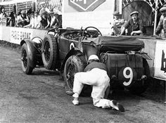 "1930 Sir Henry ""Tim"" Birkin  Le Mans"