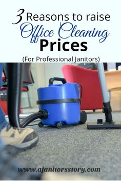 No business will survive staying at the same price rate - not even your professional office cleaning service. Take a look at these 3 reasons why and when to raise your prices. Cleaning Contracts, Office Cleaning Services, Professional Cleaning Services, Cleaning Companies, Cleaning Business, Speed Cleaning, Cleaning Hacks, Cleaning Supplies, Cleaning Recipes
