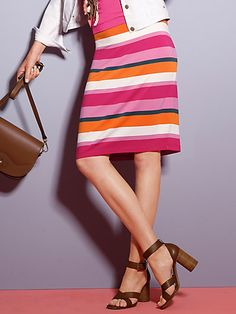 Skirt with the wow factor
