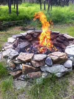Our perfect Fire Pit!!