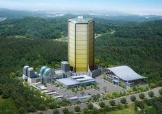 Torre eólica  Este nuevo e innovador concepto de generador eólico ha sido presentado por la empresa japonesa ZENA Systems.