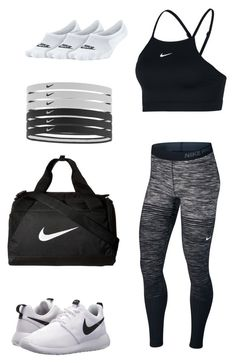 """Nike"" by emilyzinz on Polyvore featuring NIKE"