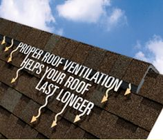 The Importance of Roof Vents | Lasher Contracting www.lashercontracting.com | NJ Roofing & Contracting