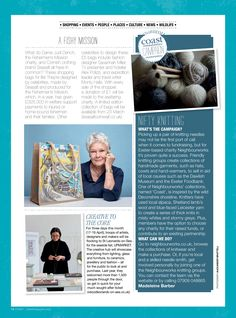 Take a look at @coastmag Coast magazine (out now) for a lovely little feature on us!