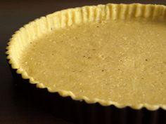 Recette - Pâte à tarte sablée sucrée à la fève tonka | 750g