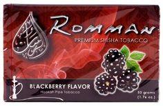 Review on Romman Blackberry shisha, a nice sweet berry flavor. http://www.hookahhooligan.com/romman-blackberry-shisha-review/ #hookah #shisha #romman