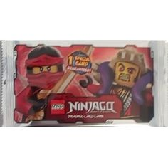 Lego Ninjago Trading Card Game : Booster Pack