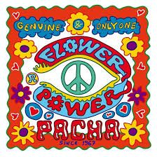 """Live the most """"ibicenco"""" experience at Pacha Ibiza. Fiesta Flower Power, Ibiza Nightlife, Ibiza Clubs, Ibiza Party, Power Logo, Club Poster, Hippie Art, Sculpture, Love Messages"""