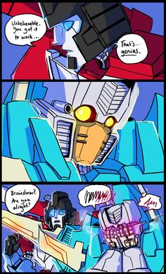 Perceptor • Brainstorm #Perceptor #Brainstorm